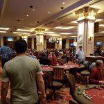 Der Pokerraum im Venetian