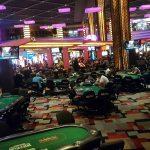 Poker room Planet Hollywood