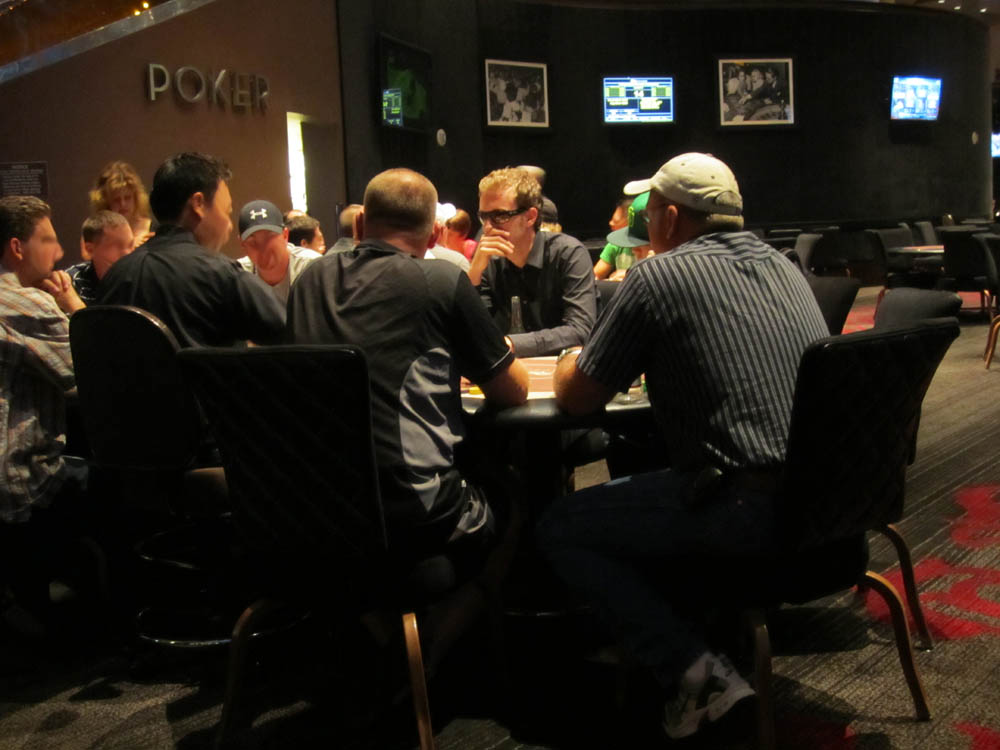Vegas Poker Guide Pokern im alten MGM Poker Room