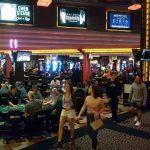 Pokerroom Planet Hollywood direkt neben der Pleasur Pit